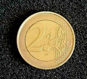 Pièce courante 2€  Belge de 2005 mais unique