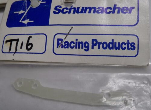 New Vintage Schumacher Cat SWB//XL Steering Link For Narrow Width Cats T116 NOS