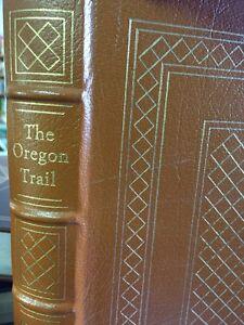 The-Oregon-Trail-Parkman-Easton-Press-Maynard-Dixon-Illustrations