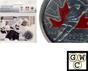 2010-Petro-Canada-Men-039-s-Hockey-25ct-Coin-Incuse-Engraved-2-12667