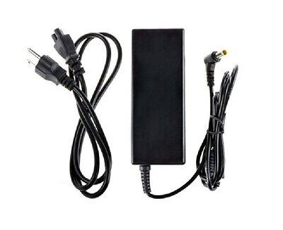 HQRP AC Adapter for Sony Bravia KDL-40W590 KDL-40W600 KDL-40W608 KDL-40W650D TV