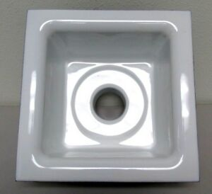 Wade 9130 Lf 12 Quot X 12 Quot Cast Iron Square Floor Sink With 3