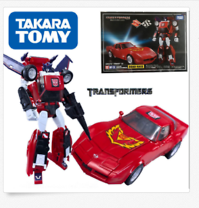 Takara Transformers Masterpiece MP-26 Road Rage Corvette Stingray C3 Kid Car Toy