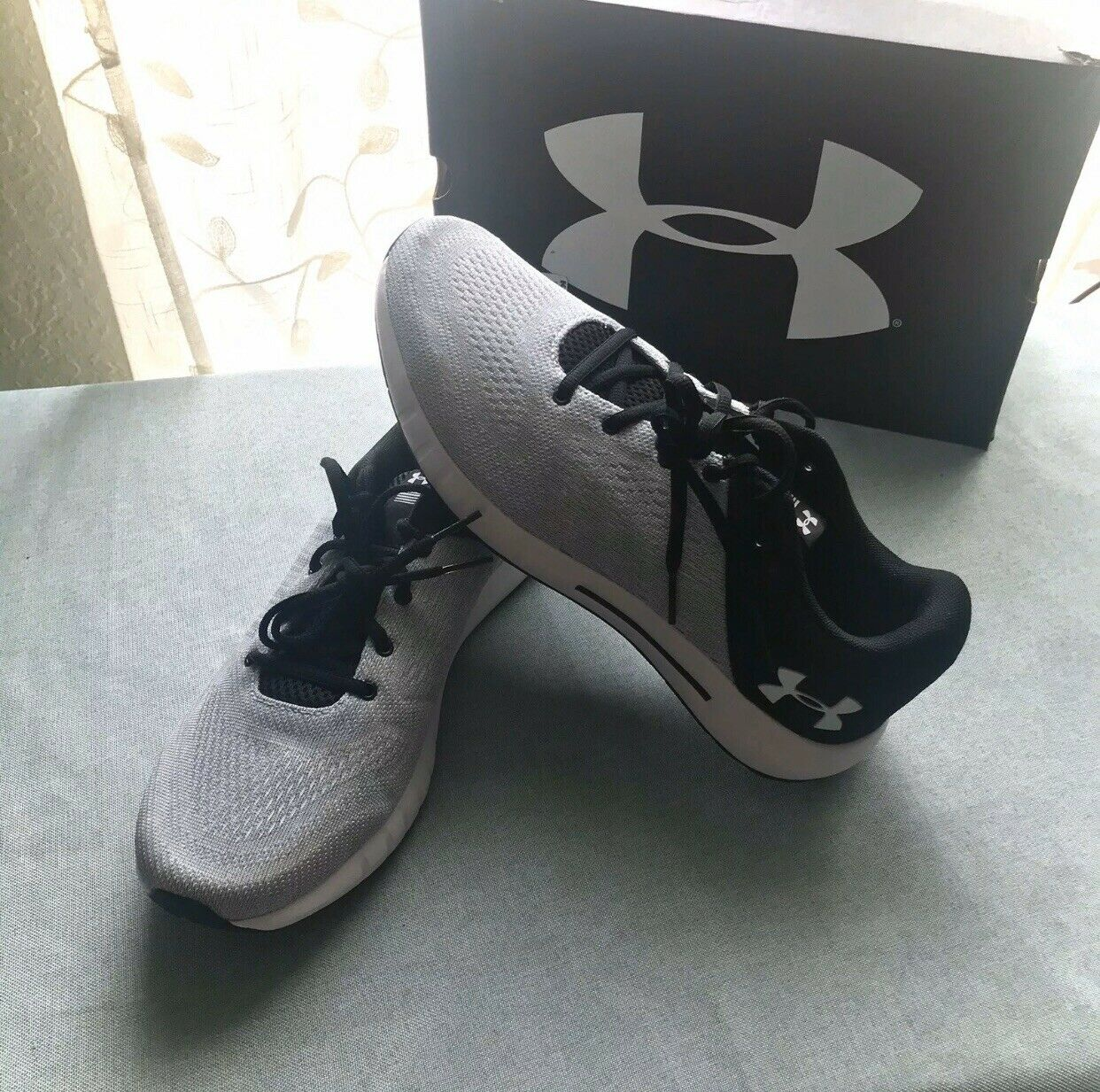Excepcional ritmo puntada  Men Under Armour Micro G Ignite Running Shoe Size 11 - 1238586-035 for sale  online | eBay
