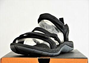 Merrell-Siren-Strap-Q2-Outdoor-Sport-Casual-Travel-Sandals-Womens-Black-7M-NIB