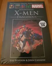 Ultimate Graphic Novels Collection Marvel Astonishing X-Men Dangerous Issue 28