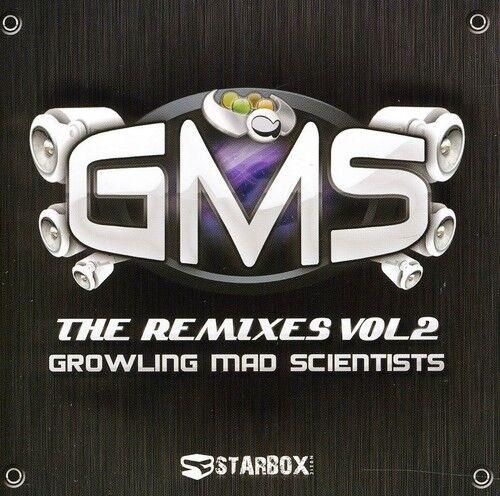 GMS - Vol. 2-The Remixes [New CD] Germany - Import