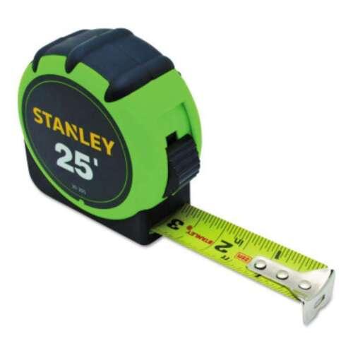 Stanley® Hi-Vis Tape Rules 076174303056