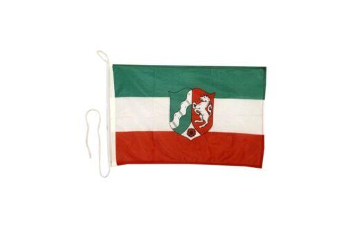 Deutschland Nordrhein-Westfalen Bootsfahne Bootfahne Fahnen Flaggen fürs Boot 30