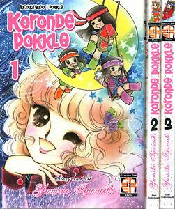 Koronde Pokkle. Serie completa (3 volumi) - Yumiko Igarashi [2006] 🏮