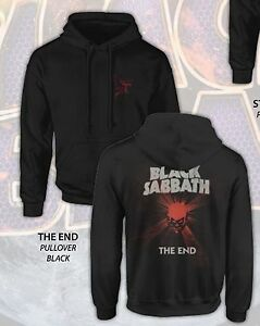 BLACK-SABBATH-The-End-Concert-Tour-Hoodie-Small