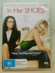 In-Her-Shoes-DVD-CAMERON-DIAZ-Comedy