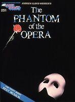 Phantom Of The Opera Sheet Music E-z Play Today Book 000102113
