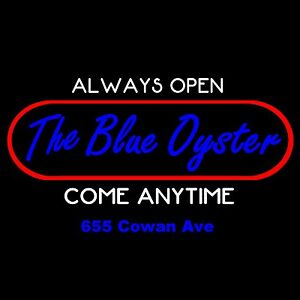The Blue Oyster Bar T Shirt All Sizes Police Academy Ebay