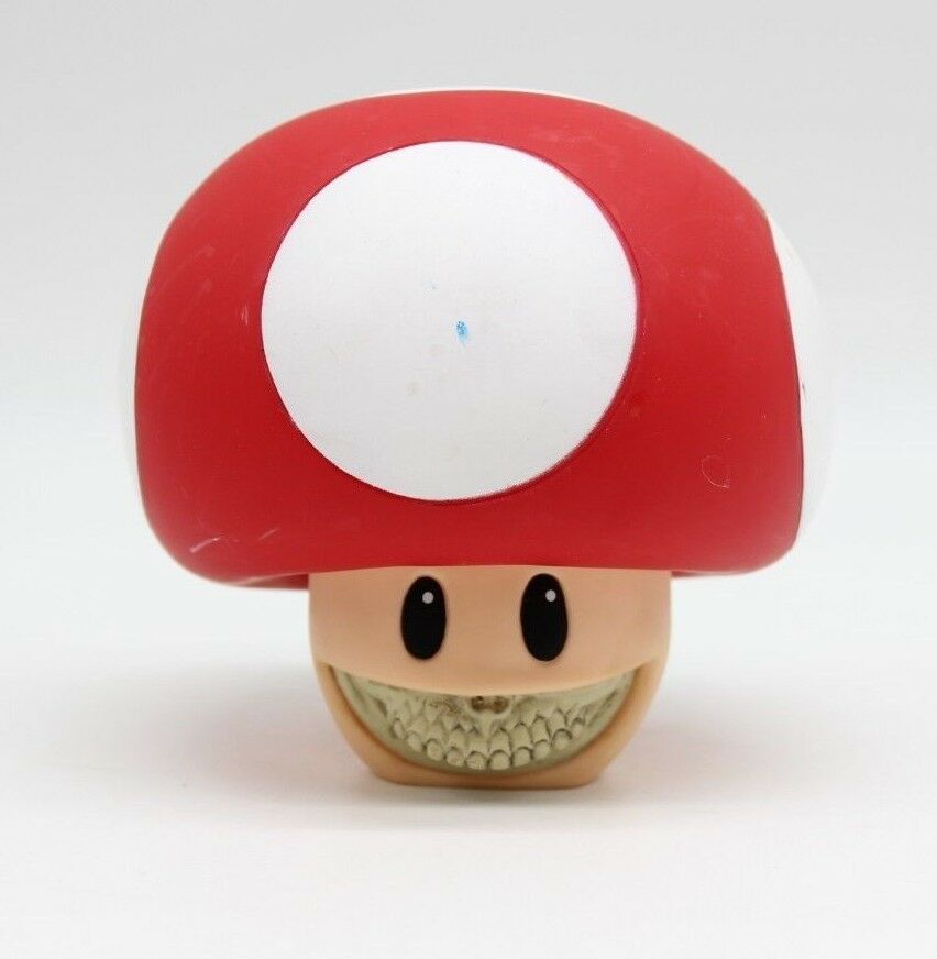 Ron English Popaganda Mushroom Grin 2015 SDCC NYCC Exclusive Limited Ed.