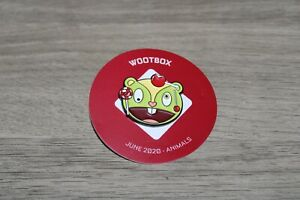 Pin Happy Tree Friends Nutty - Exclusive Wootbox