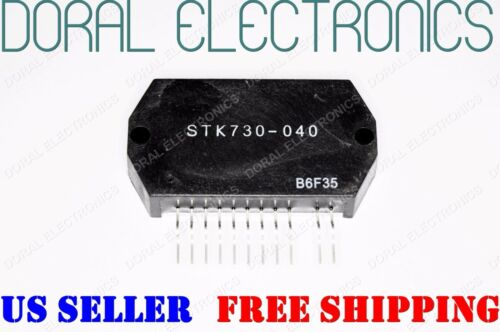 STK730-040 with HEAT SINK COMPOUND FREE SHIPPING US SELLER Integrated Circuit