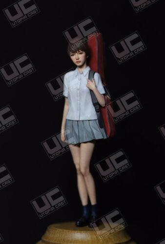 Unassembl 1//20 Scale HIROSH Youth Girl 5 Resin Figure Garage Kit Model Unpainted