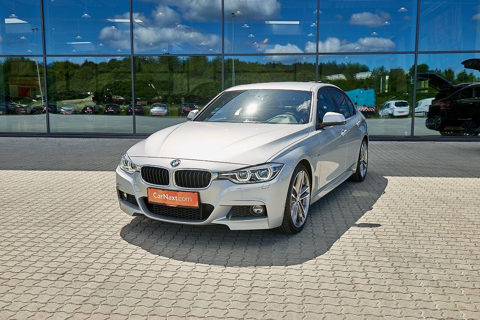 BMW 340i 3,0 M-Sport aut. 4d - 529.900 kr.