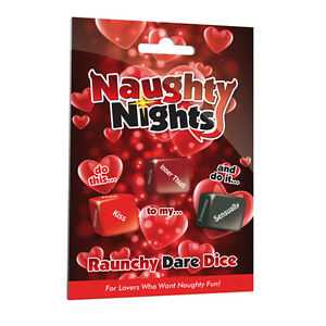 NAUGHTY-NIGHTS-RAUNCHY-DARE-LOVE-DICE-ADULT-GAMBLING-COUPLES-SEX-PARTY-GAME-FUN
