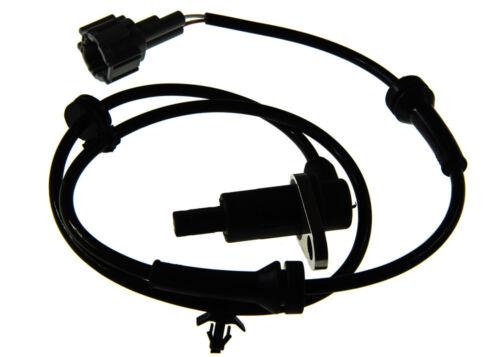 ABS Wheel Speed Sensor-Std Trans Rear Right Holstein 2ABS0415