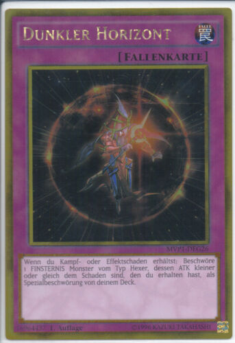 Mvp1-deg26 más oscuro horizonte oro rare 1 edición nuevo