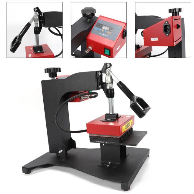 6pcs Digital Pen Heat Press Machine for Ball-point Transfer Printing 110v