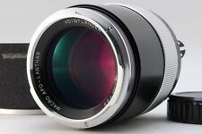 【AB Exc+】 Voigtlander MACRO APO LANTHAR 125mm f/2.5 SL Lens for Nikon Ai-S #2756