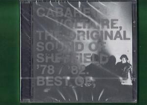 CABARET-VOLTAIRE-THE-ORIGINAL-SOUND-OF-SHEFFIELD-78-82-BEST-OF-CD-SIGILLATO