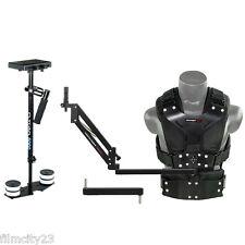 Comfort Arm Vest Flycam 5000 Steadycam Stabilization System for Camera load 5kg
