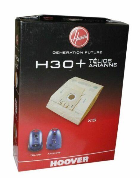 HOOVER H30 TELIOS ARIANNE SENSORY VACUUM CLEANER DUST BAGS 09178286 GENUINE