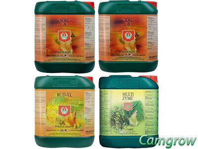 House & Garden-terreno Nutrienti A&b 5l, Bud Xl 5l & Multi Tono 5l Idroponica- Prezzo Di Vendita Diretto In Fabbrica