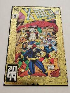 X-Men 2099 1 Gold Variant Marvel Comics