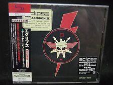 ECLIPSE Armageddonize + 5 JAPAN SHM 2CD (DELUXE EDITION) W.E.T. Erik Martensson