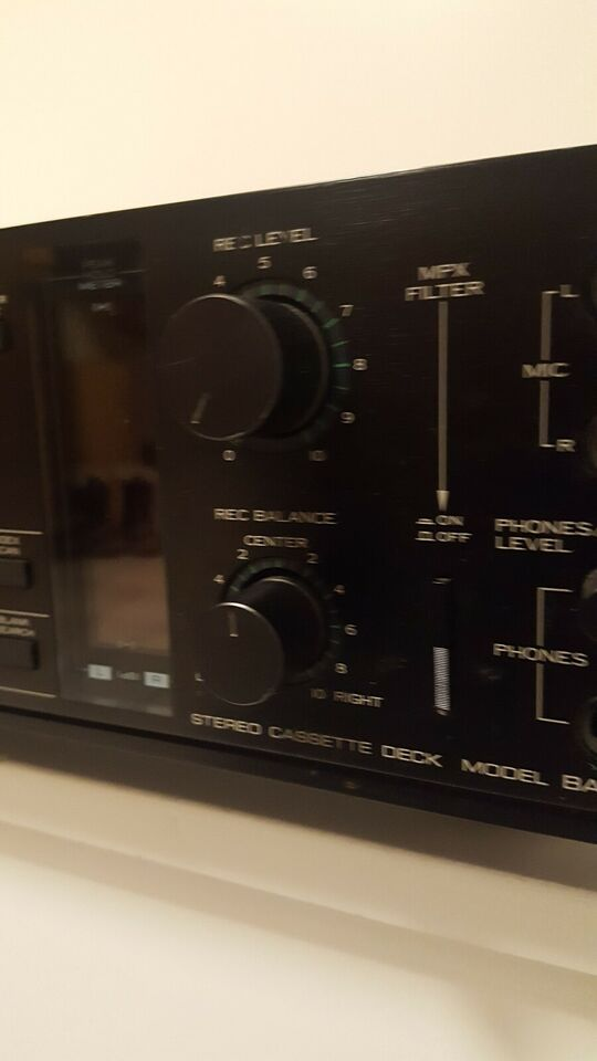 Båndoptager, Kenwood, Basic x1