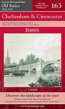 Cheltenham and Cirencester (Cassini Old Series Historical Map),,New Book mon0000