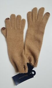 Ralph-lauren-100-Cashmere-Camel-gloves-One-Size