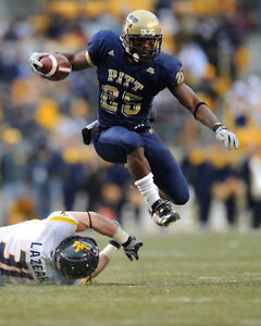 newest 118f0 41fa5 Details about Pittsburgh Panthers LESEAN MCCOY Glossy 8x10 Photo NCAA  Football Print Poster