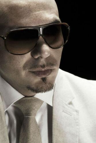 "Pitbull Mr American Rapper Hot Music Star Wall Poster 36/""x24/""  P09"