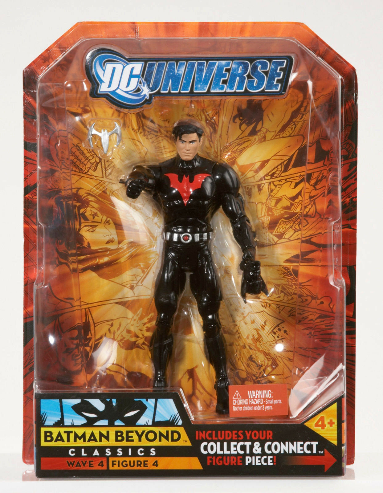 DC UNIVERSE CLASSICS Collection Wave 4_BATMAN BEYOND with MASK OFF 6