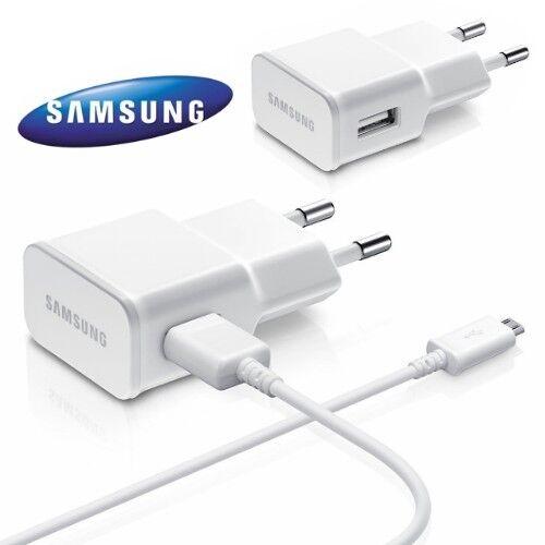 Samsung ETA-U90EWE Adaptateur Chargeur Secteur Cable pour Samsung Galaxy Y DUOS