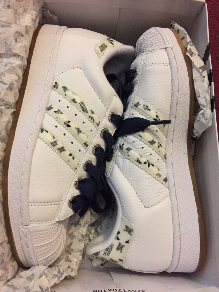 35th Taille Baskets Adidas Anniversary 5 Superstar q1UTyfEwC