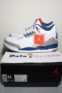 Nike Air Jordan 3 III Retro OG True