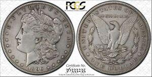 NGC Brilliant Uncirculated 1896 US Morgan Silver Dollar $1