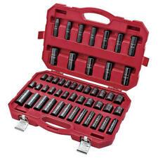 Vim Tools VIM-EDM400 1//4 Square Drive Extra Deep Metric Sockets 8mm 14mm