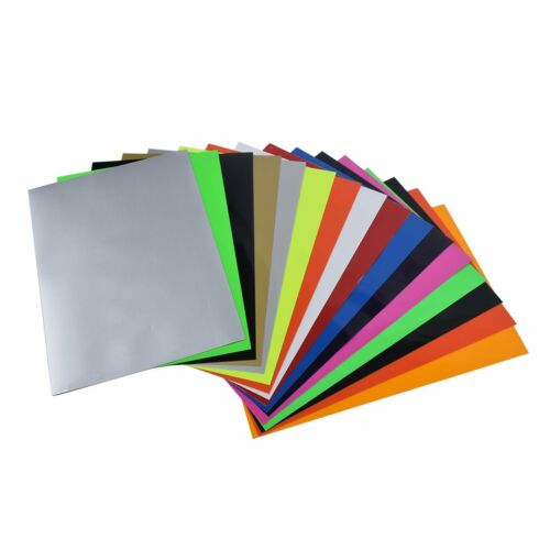 A4 Size Angel Crafts Heat Transfer Vinyl Sheets 16 PACK For Shirts Clothing NR7