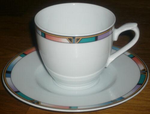 21 Tlg Kaffeeservice Mitterteich Form 2420 UNBENUTZT