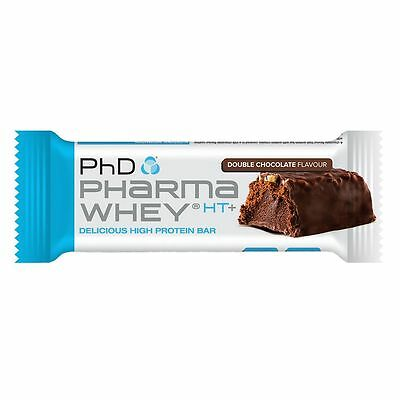 Phd Pharma Whey Ht + Bar-doppio Cioccolato-mostra Il Titolo Originale Rinfresco