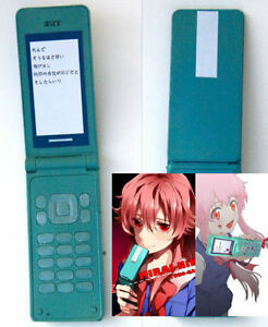Japanese-Future-Diary-Gasai-Yuno-Cell-Phone-Model-1-1-Cosplay-Costume-Prop