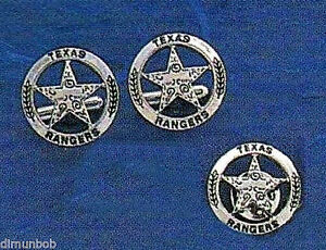 Engraved-Texas-Ranger-Badge-Cuff-Links-and-Pin